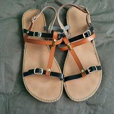 dv sandels dolce vitas Gently worn size 7 sandels Shoes Sandals