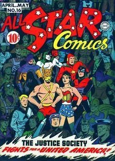 All-Star Comics (Volume) - Comic Vine