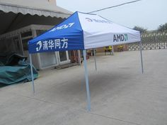 Screen Printing iron Frame Promotional Tent 2x3m 3