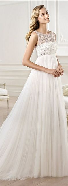 Pronovias Wedding Dress 2014 ~ ORES