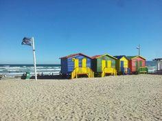 Cape of Good Hope:                   Muizenberg beach