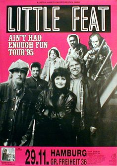 Little Feat '95