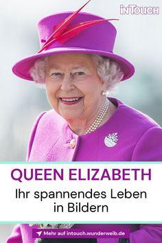 Queen Elizabeth II. ist die am längsten regierende Monarchin weltweit. Doch das Abenteuer begann schon vor ihrer Krönung zur Königin. Zeit, sich die Kindheit und das Leben der royalen Legende einmal genauer anzusehen! #queenelizabeth #britischeroyals #royals #royalnews #promis #stars #vipnews #prominews #intouch Royal News, Prinz Andrew, Vip News, Am Laufenden Band, Prinz William, Elizabeth Ii, Celebrities, Pregnant Wife, Duchess Kate