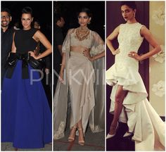 Who was your best and worst dressed at Filmfare Awards 2015?