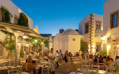 Famed for its monastery dedicated to Saint John who penned the Book of Revelation on the island, Patmos offers fantastic low-key holidays for all. Mykonos Greece, Crete Greece, Athens Greece, Santorini, Places To Travel, Places To Go, Greek Isles, Samos, Greece Islands