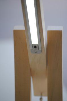 Leonardo Lamp on Behance