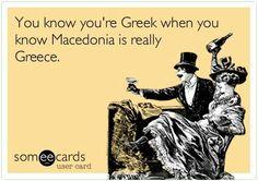 Macedonia #Macedonia Macedonia is really in Greece