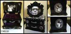Curiology: Custom Theme Gothic Jewellery Boxes « Horrific Finds