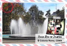 Nuestra #recomendación para este #FinDeSemana, un paseo por la colonia Roma, todo un icono de la #CDMX.