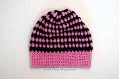 Puff Stitch Beanie Handmade in Australia.  Merino/cashmere yarn/crocheted/onesize fits most/ladies beanie/slouchy beanie/knitwear/accessory by DarkDaisyHandmade on Etsy
