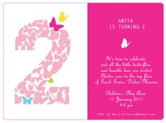 Pret a Papier: Kids Themed Birthday Party Invitations
