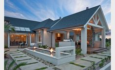 Peter Fell Coloured Concrete | Okura House