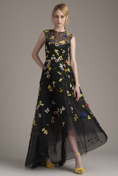 Monique Lhuillier Resort 2016 - on Moda Operandi