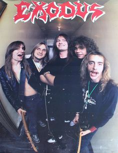 Formed in 1979, from San Francisco, California. Thrash metal band.