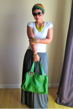 olive-green-michael-kors-bag-head-forever-21-accessories_400 ... All but the rasta color headband ...
