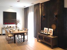 AKAR DE NISSIM's interiors in Shanghai #Home #Decor #Shanghai