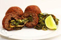 Bolinho de Feijoada - Naminhapanela.com Blog de Culinária