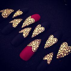 from ERI NARITA #nail #nails #nailsart