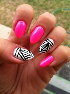 deco-ongles-idee-ete--base-blanche-rose