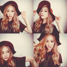 Girl's Generation • Taeyeon  ~ Selca ~ Selfie ~