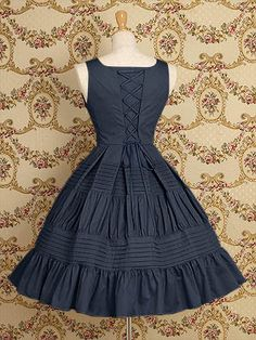 Mary Magdalene, Jumper Skirt, Muriel JSK