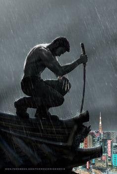 """""""The Wolverine"""" sacó un nuevo póster promocional"""