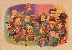 Mother Games, Alice Mare, Saga, Grey Gardens, Fantasy Series, Super Smash Bros, Game Character, Best Games, Mother Earth