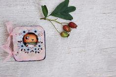 Mirianata - Fabric kitty doll