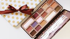TOO FACED | CHOCOLATE BAR PALETTE | Lilimakes Blog #toofaced