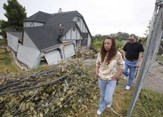 One by one, homes in Calif. subdivision sinking Associated PressBy TRACIE CONE | Associated Press – Sat, May 11, 2013