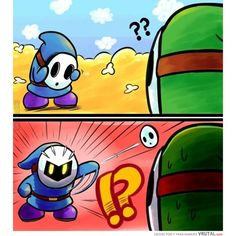You thought I was Shy Guy? Now you're gonna die. Super Smash Bros, Super Mario Bros, Geeks, Overwatch, Video Game Memes, Video Games, Kirby Memes, Yoshi, Meta Knight