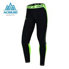 AONIJIE Men's Compression Jogger Tights
