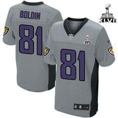 684d44863d4 Nike Baltimore Ravens Lardarius Webb Elite Grey Shadow With Art Patch Super  Bowl XLVII Men NFL Stitched Jersey