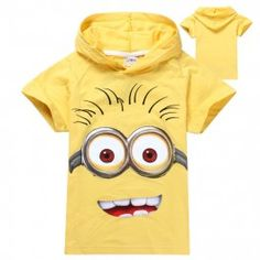 Dětské tričko Já padouch mimoni - 4