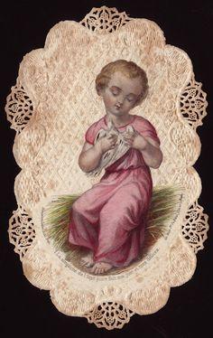Holy Card Heaven- The Angelus Audio