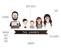 """""""Meet The Hankis 