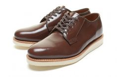 BEAMS & Cove Shoe Company 'Postman' Shoe