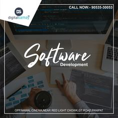 Looking for best Software Development Company in panipat? Digital Samay provides customised software development services in panipat.