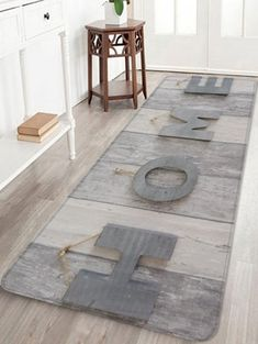 Home Wooden Print Anti-skid Floor Mat for Home decor Interiors bathroom decor ideas Apartments Future Living Room House Master Bedrooms Guest bathroom elegant decorating ideas themes.They are beautiful, lovable and affordable. Cheap Carpet, Diy Carpet, Modern Carpet, Rugs On Carpet, Carpet Ideas, Cheap Rugs, Layout, Living Room Carpet, Bath Rugs