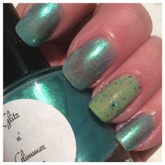 GlitzNGlimmer Mermaid Cove w/Scofflaw Hey Snotface accent