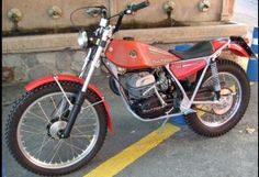 Bultaco Sherpa T350 I had one like this, my first trials bike although I didn't know it was one at the time. :)