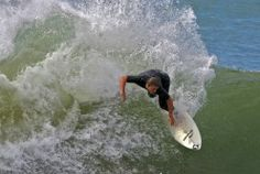 Surfing Durban, South Africa