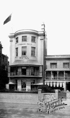 Worthing old hotels