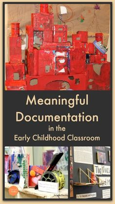 Providing meaningful documentation has many benefits in the early childhood classroom. I want to share with you some examples of meaningful documentation. Childhood Meaningful Documentation in the Early Childhood Classroom Play Based Learning, Project Based Learning, Early Learning, Reggio Emilia Classroom, Reggio Inspired Classrooms, Early Education, Early Childhood Education, 90s Childhood, Early Childhood Program