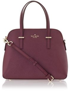 Kate spade Cedar street maise in Mulled wine!!! Finally found one on eBay! It will soon be mine