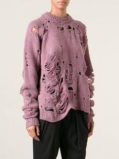 Maison Margiela distressed sweater