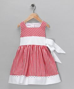 This dress makes me wish I were two years old.
