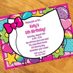 Personalized hello kitty birthday invitations by momof2girlz personalized hello kitty birthday invitations by momof2girlz 750 party ideas pinterest hello kitty birthday and birthdays filmwisefo Image collections