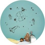 Space Kit Wall Decal
