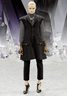 Chanel Fall 2012 RTW - Review - Vogue